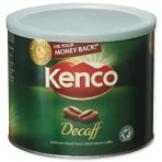2 Coffee 2b Kenco Decaff