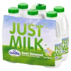 Milk Semi Skimmed Just