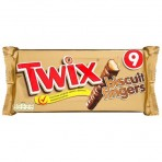 Biscuits Twix