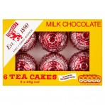 Biscuits Tunnocks Tea Cakes