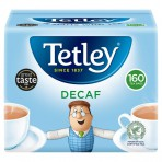 1 Tea 1 Tetley Decaf