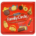Biscuit Boxed Family Circle