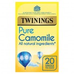 1 Tea 1 Twinings Camomile