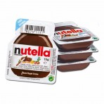 B Nutella Portions